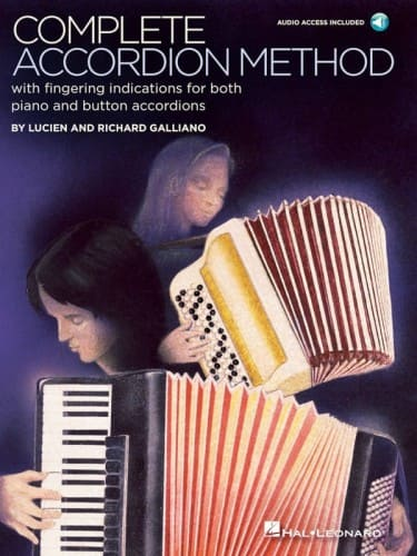 Galliano: Complete Accordion Method